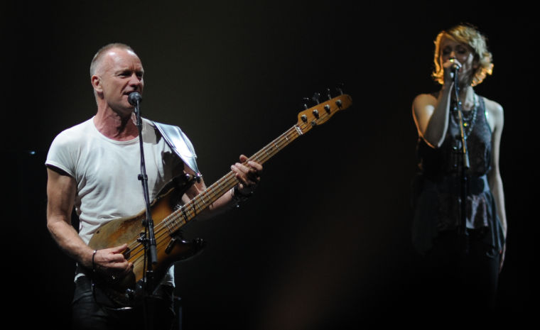 Sting Live 1